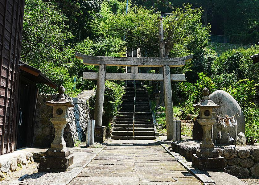 馬下八幡神社